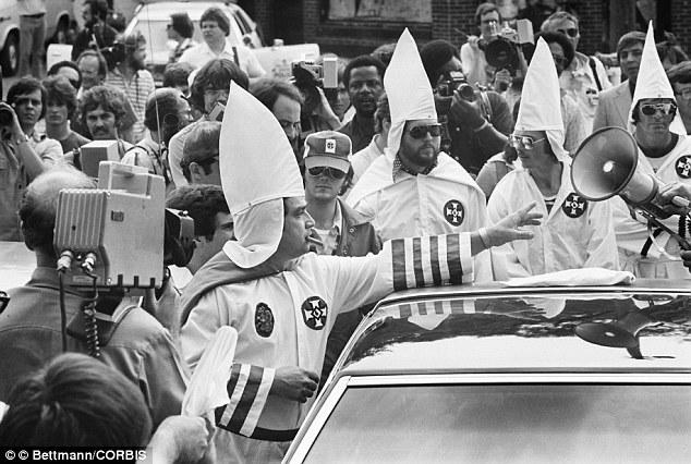 KKKs Imperial Wizard Bill Wilkinson Pictured In Belize