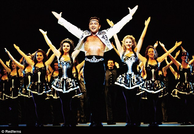 Image result for what is michael flatley doing today