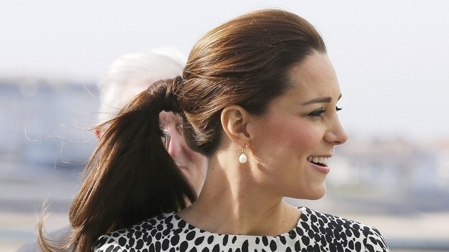 The Duchess of Cambridge will visit the set of Downton Abbey