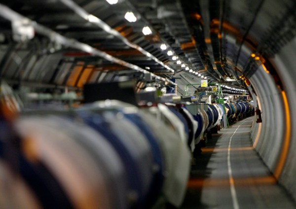 Scientists say machine could find DARK MATTER inside the ...