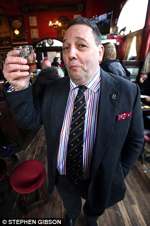 David Coburn (pictured), Scotland's Ukip leader, is facing calls to resign