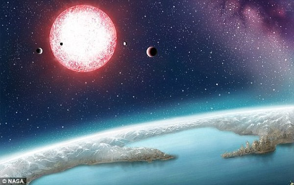Are signs of alien life hiding in REFLECTIONS of planets