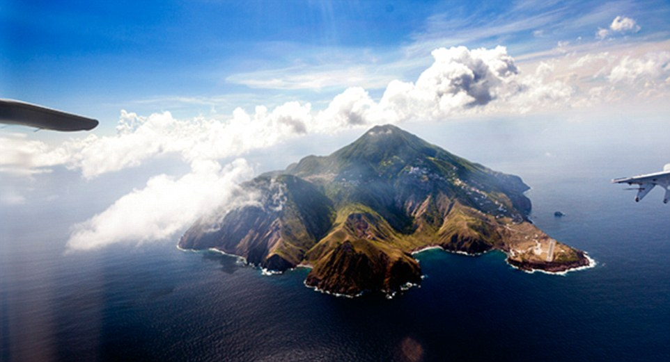 David Scowsill, president & CEO, World Travel & Tourism Council said of Saba in the Caribbean: 'A simply unforgettable and thrilling landing on the world's shortest runway, flanked by cliffs and ocean with a striking view of its active Volcano, Mount Scenery.'