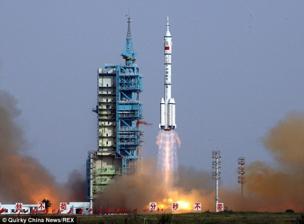 China plans record 20 space launches this year