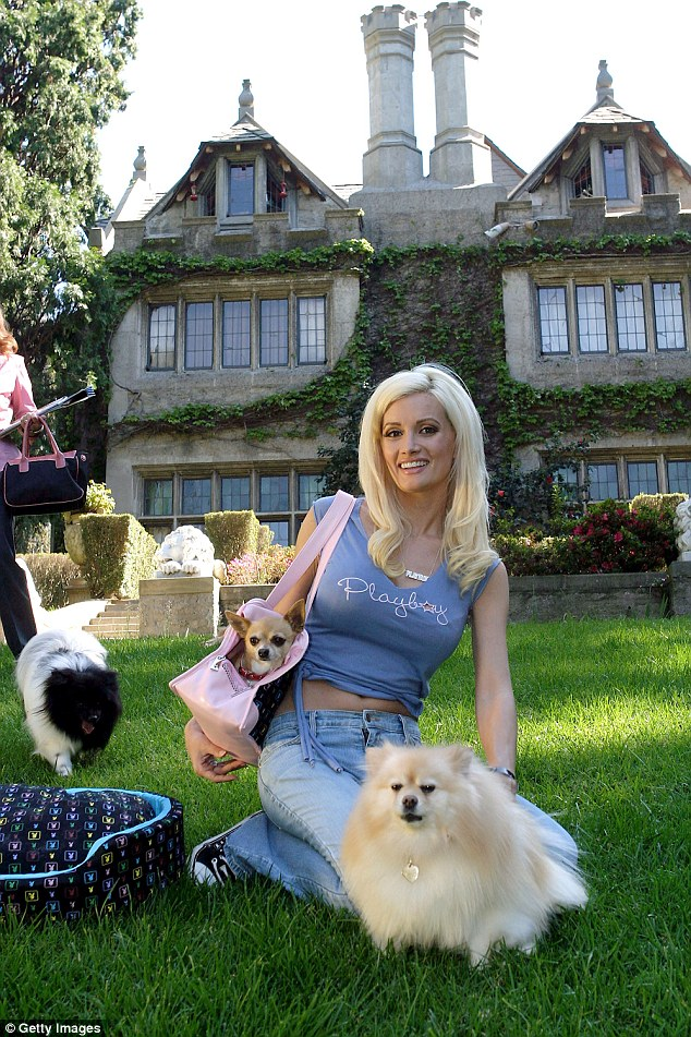Playboy Bunny Holly Madison Details Her Sex Life With Hugh