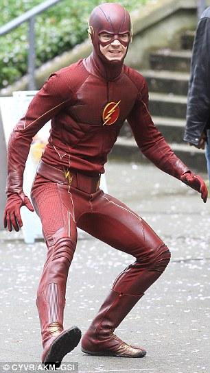Flash Season 4 Online