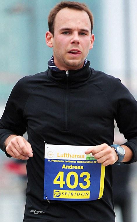 Asesino en la cabina: Lubitz compite en una media maratón en 2013