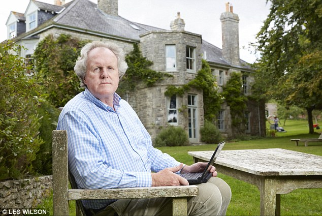 Robert Montagu, son of the 10th Earl of Sandwich, suffered years of abuse by his father. Speaking at a Literary festival in Oxford, he said 'noteworthy families' often feel entitled to abuse people