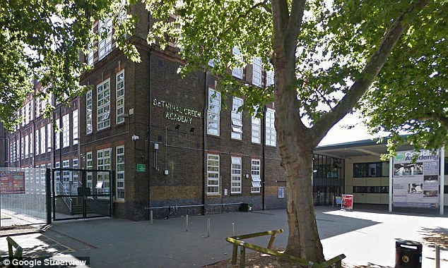 The probe at Bethnal Green Academy has been launched after four girls left their homes to join Islamic State.