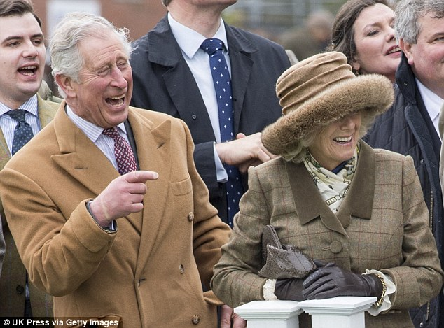 Prince Charles had urged people to help the environment by turning off lights for Earth Hour on Friday