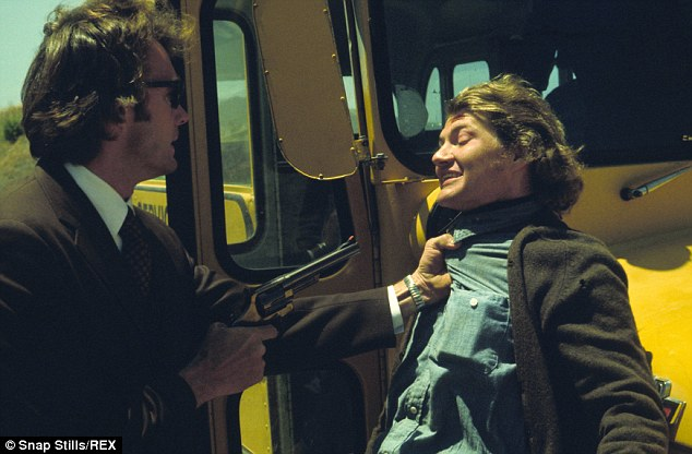 Dirty Harry:The kidnappers were inspired by the 1971 film Clint Eastwood film Dirty Harry in which the antagonist kidnaps a school bus for ransom