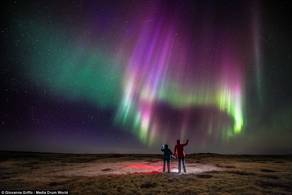 Northern Lights Colours