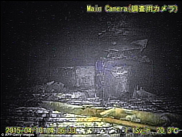 The Tokyo Electric Power Company, which operates the wrecked Fukushima nuclear plant, admitted the robot had only completed two-thirds of Friday's planned mission inside the Unit 1 containment vessel before it failed