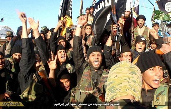 ISIS orders fighters to stop giving away their tactics by ...