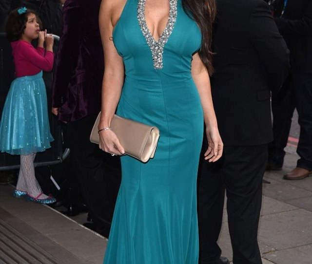 Stealing The Limelight Casey Batchelor Pulled Out All The Stops As She Arrived At The