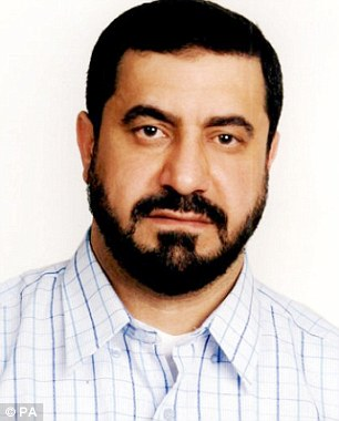 Killed: Police are investigating the alleged murder of Syrian-born imam Abdul Hadi Arwani
