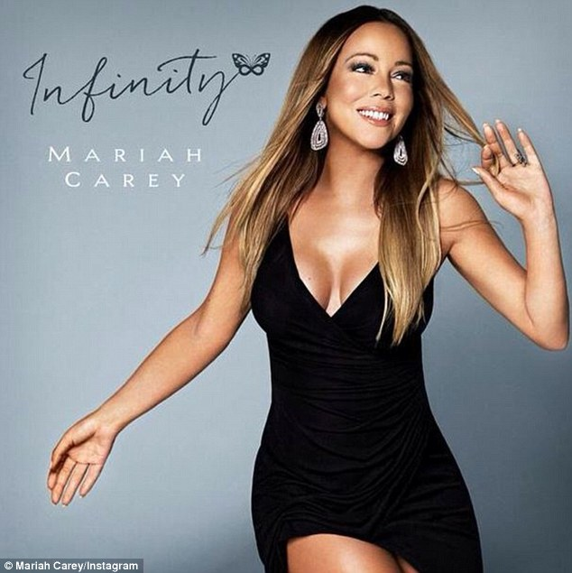 She's back! Mariah Carey has recharged her music career with the release of her new single Infinity on Sunday