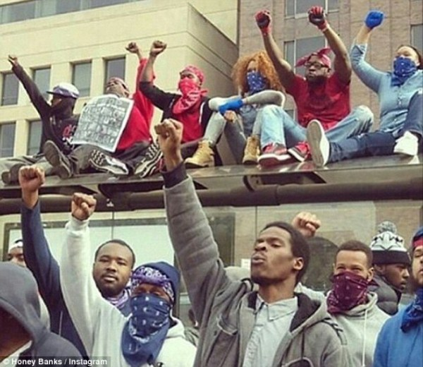 Baltimore's Crips, Bloods, Black Guerrilla Family AND ...