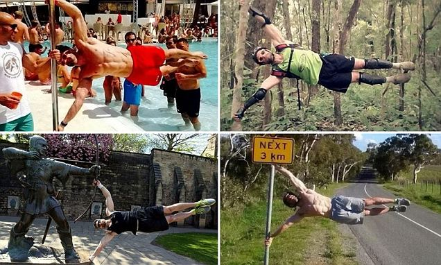 Human Flag is the latest internet craze after planking and ice bucket challenge