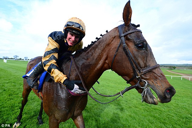 Image result for danny mullins jockey