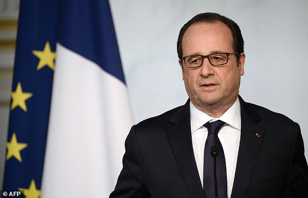 President Francois Hollande has vowed to 'show no mercy' if French peacekeepers in Central African Republic are found guilty of raping hungry children in exchange for food