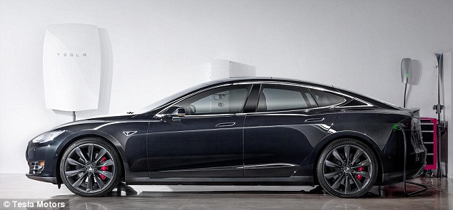 In Tesla's view, such storage systems could become part of a fossil-fuel-free lifestyle in which people can have solar panels on their roof generating electricity to power their home and recharge their electric car batteries