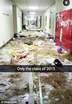 Tennessee high school prank