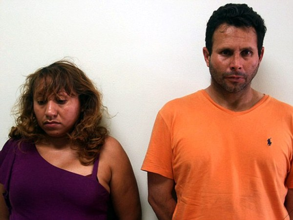 Mexican couple arrested after 'forcing daughter to have ...