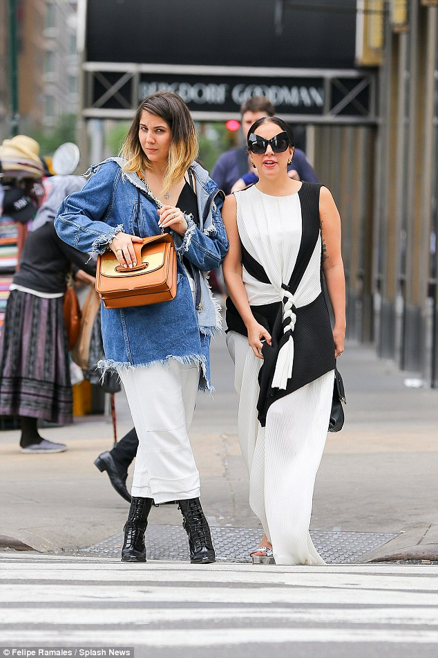 Lady Gaga And Bridesmaid To Be Sister Natali Dont Share