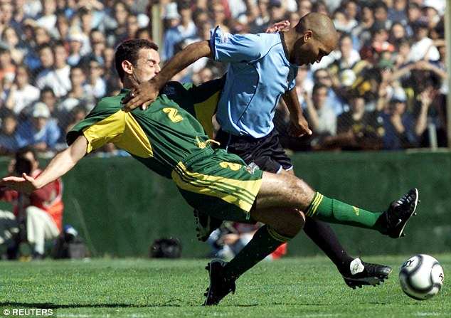 Image result for uruguay cup qualifiers 2002