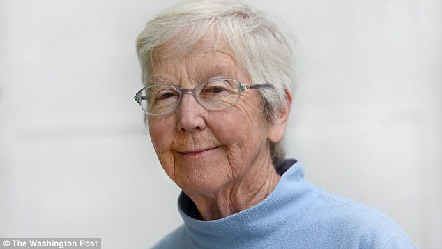 Sister Megan Rice, 85, who broke into the Y-12 National Security Complex in Oak Ridge, Tennessee, in 2012, has been released from a Brooklyn, New York, correctional facility (file picture)