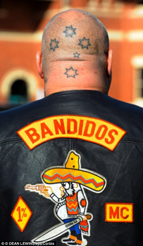 The Bandidos (file image)