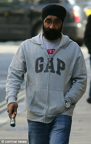 Harmohan Nangpal, 41, from Hayes, is accused of one count of rape, and one count of sexual activity with a child