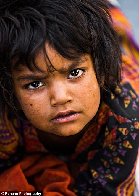 Photographer Réhahn captures the beautiful people of ...