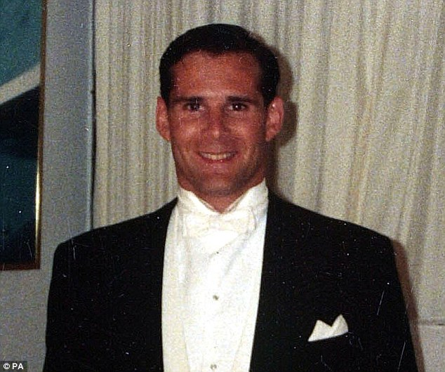 Andrews was ordered to serve a minimum of 12 years after a jury at the Old Bailey accepted the prosecution case she killed Tom Cressman (pictured), 39, at their Fulham home