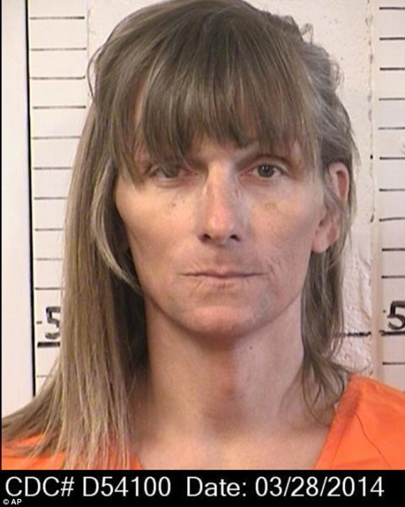 True identity: Norsworthy, 51, has lived as a woman since the 1990s and was scheduled for the procedure on July 1