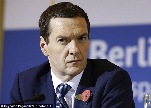 George Osborne has warned that the scandal of six-figure pay-offs in the public sector will be ended by new laws in the Queen's Speech