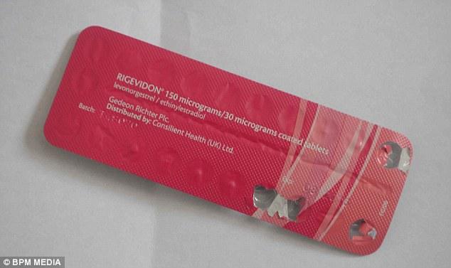 Miss Kurek had been prescribed the medication Rigevidon by her GP to regulate her periods