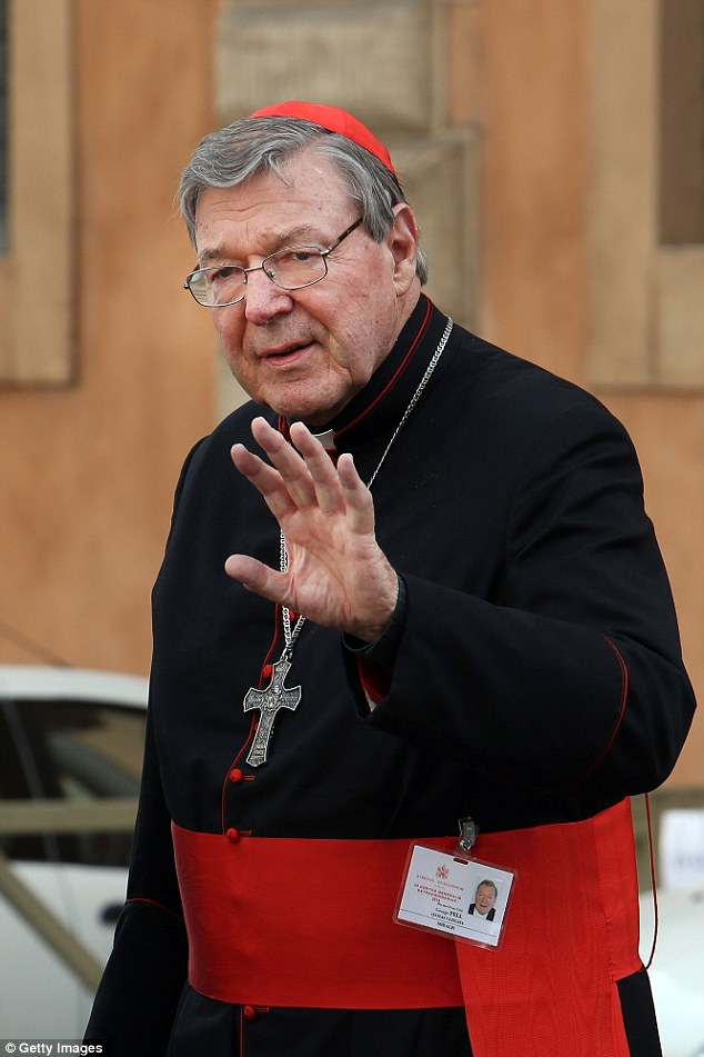 Cardinal George Pell has refused to be appear at the inquiry despite all the damning evidence