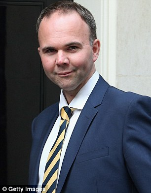 The biography of Gavin Barwell was changed to drop allegations by a local newspaper of 'persistent attempts at headline-grabbing'