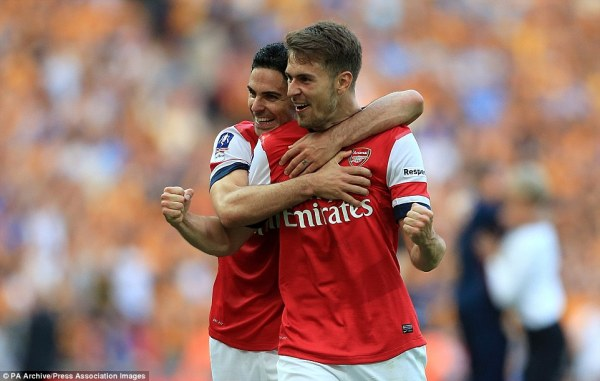 Arsenal set to play in record 19th FA Cup final when they ...