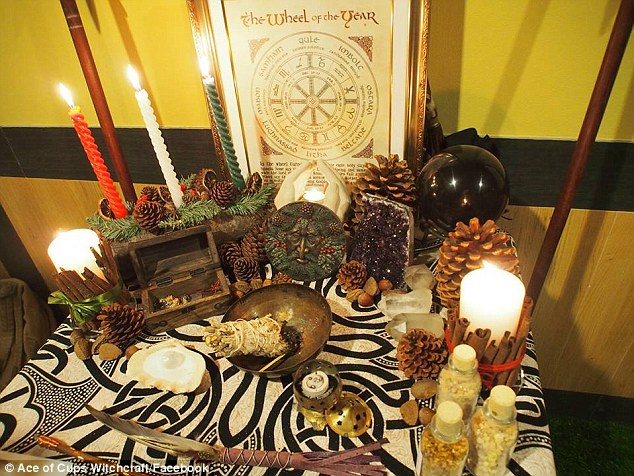 Tarot readings and love spells- a bid to bring about love or attraction in a given subject-are the most popular services