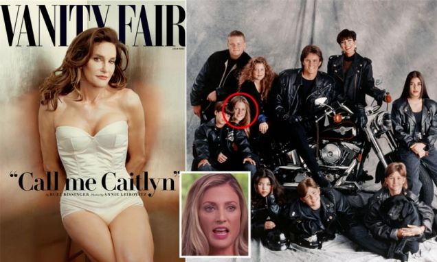 Bruce Jenner wanted eldest daughter aborted but Caitlyn is making amends