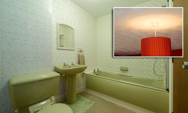 Buy A House With An Avocado Bathroom And You Can Quadruple Your Investment Daily Mail Online