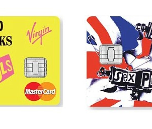 Iconic Artwork Virgin Money Will Hope The Cards Appeal To Sex Pistols Fans And