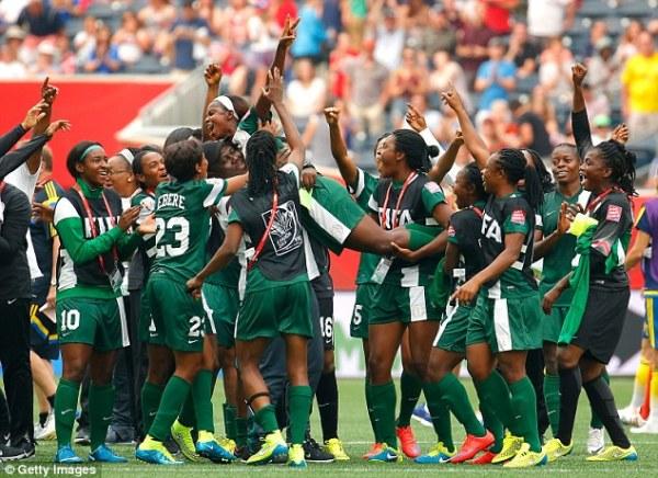 Sweden 3-3 Nigeria: Francisca Ordega nets late as Edwin ...
