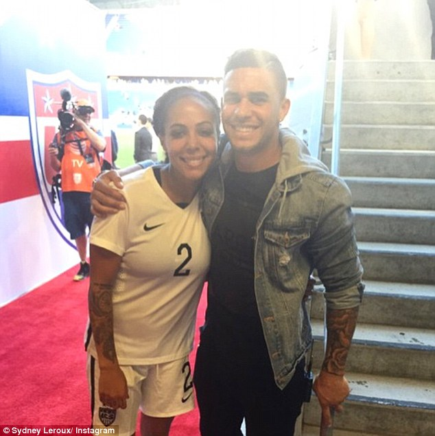 2015 Womens World Cup Stars And Their Partners Revealed