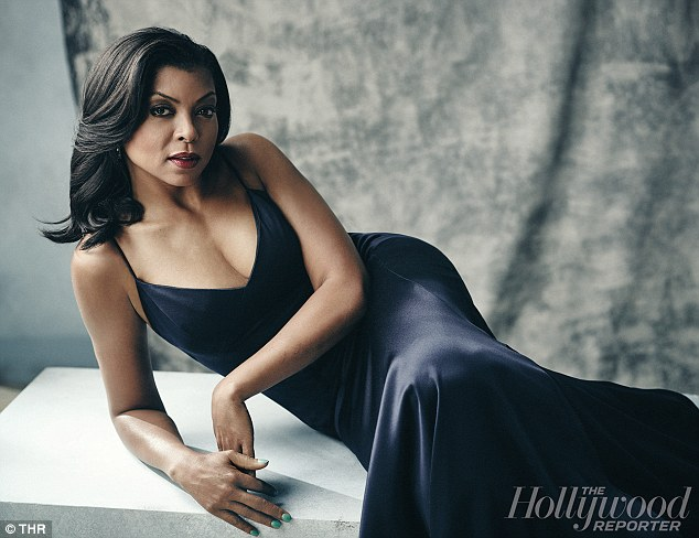 'I'm getting called Cookie everywhere!'Taraji P. Henson has revealed that her Empire character is not only larger than life, she has taken over her life