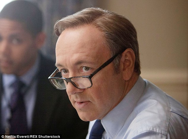 Do you think you have what it takes to rise through the ranks with the brutal force of Frank Underwood (pictured) in House of Cards? Now a 15-minute test could help you find out by measuring your dark, Machiavellian qualities against other personality traits