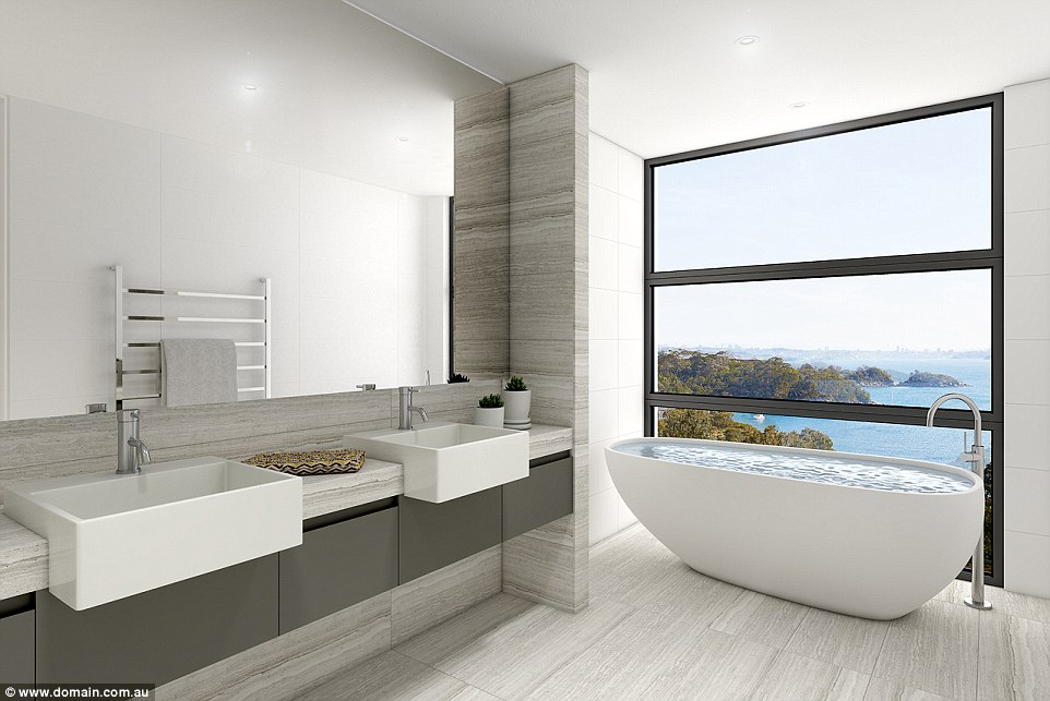 Australian Bathrooms Have Become The Trendiest Room In The